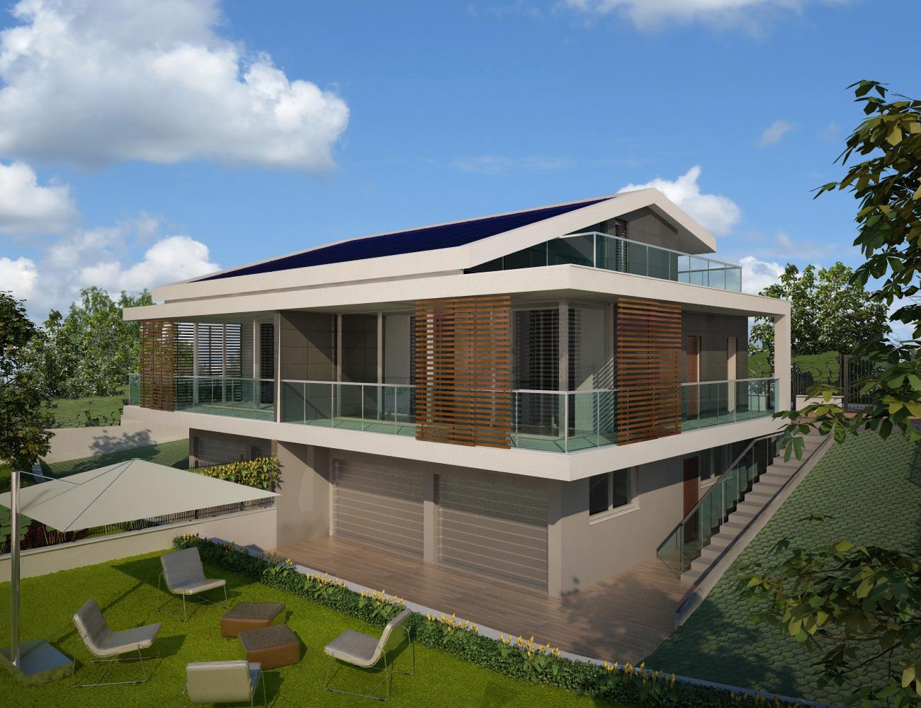 Pragma engineering societ di ingegneria architettura for Progetti di ville